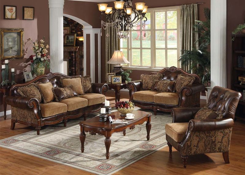 Dreena Formal Living Room Set