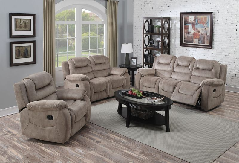 Dreka Reclining Living Room Set
