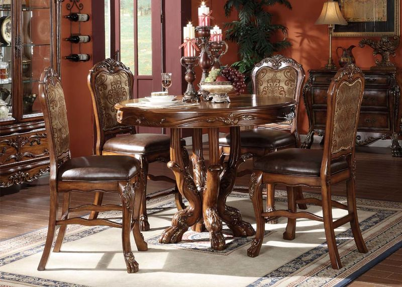 Dresden Counter Height Dining Room Set