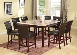 Earline Counter Height Dining Room Set
