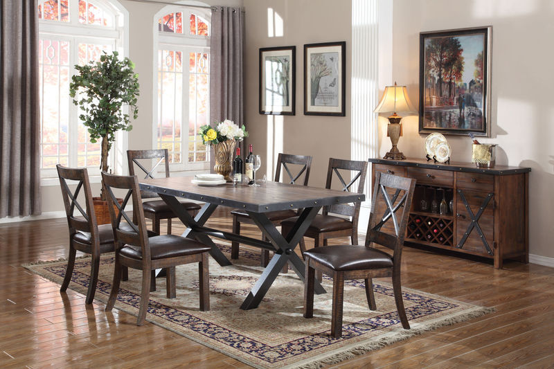 Earvin Dining Room Set