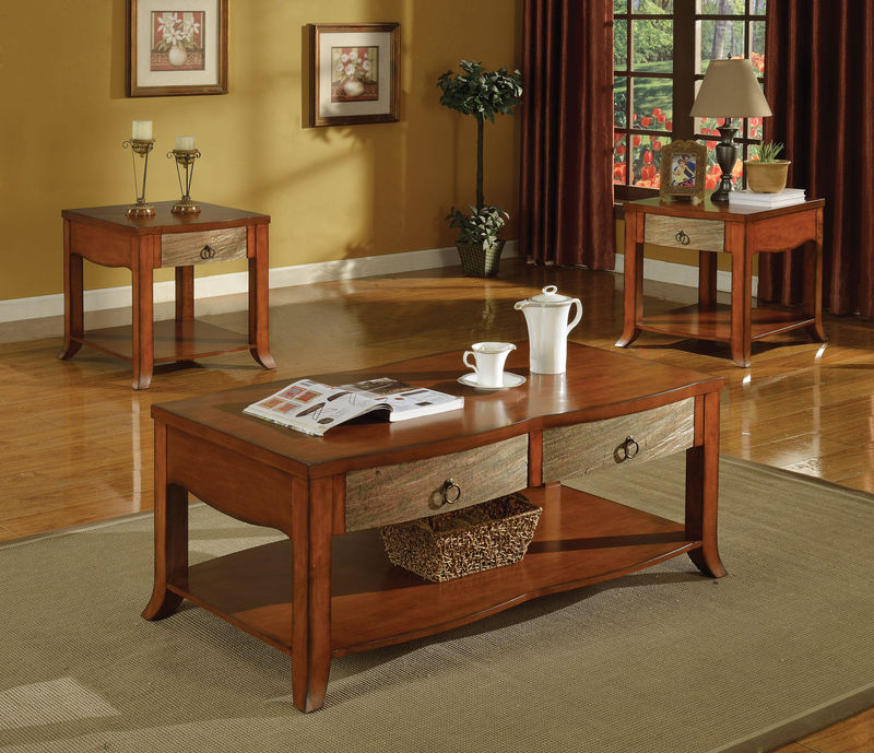 Ebere Coffee Table Set