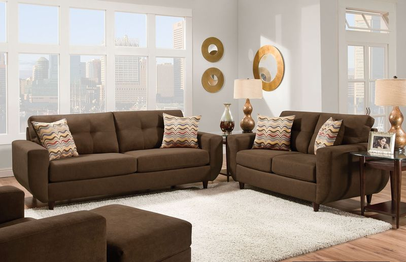 Eusebia Living Room Set