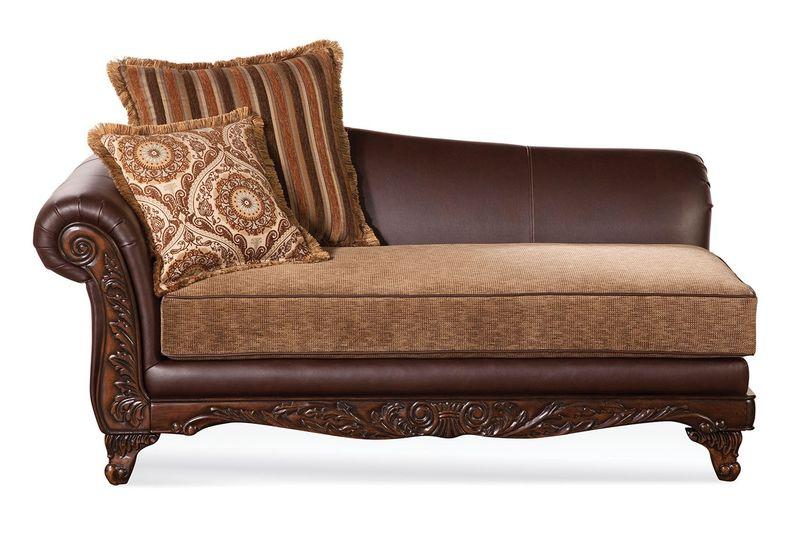 Fairfax Living Room Set in Bomber Chocolate
