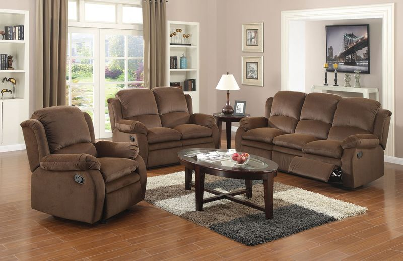 Garton Reclining Living Room Set