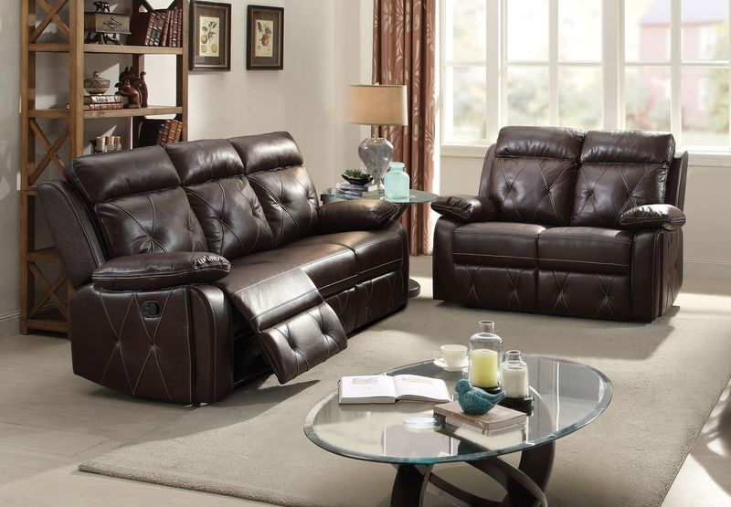 Geva Reclining Living Room Set