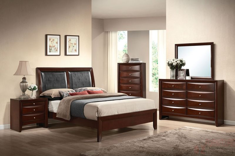 Ireland Bedroom Set in Espresso