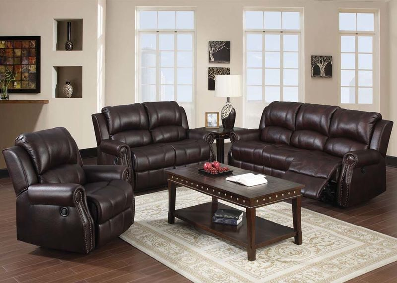 Josef Reclining Living Room Set