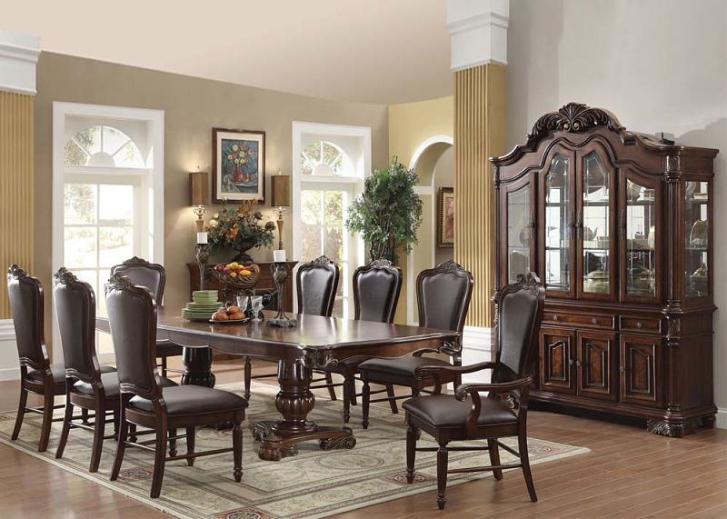 Judith Formal Dining Room Set