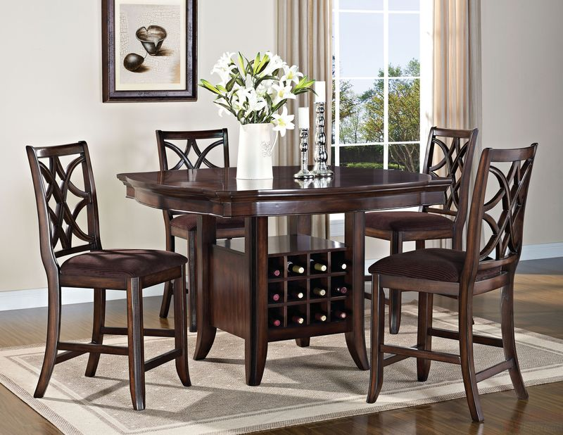 Carrolton Dining Table Set Keenan Counter Height Room