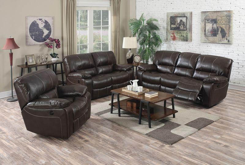 Kimberly Reclining Living Room Set with Power Motion