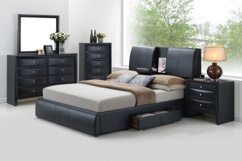 Kofi Bedroom Set