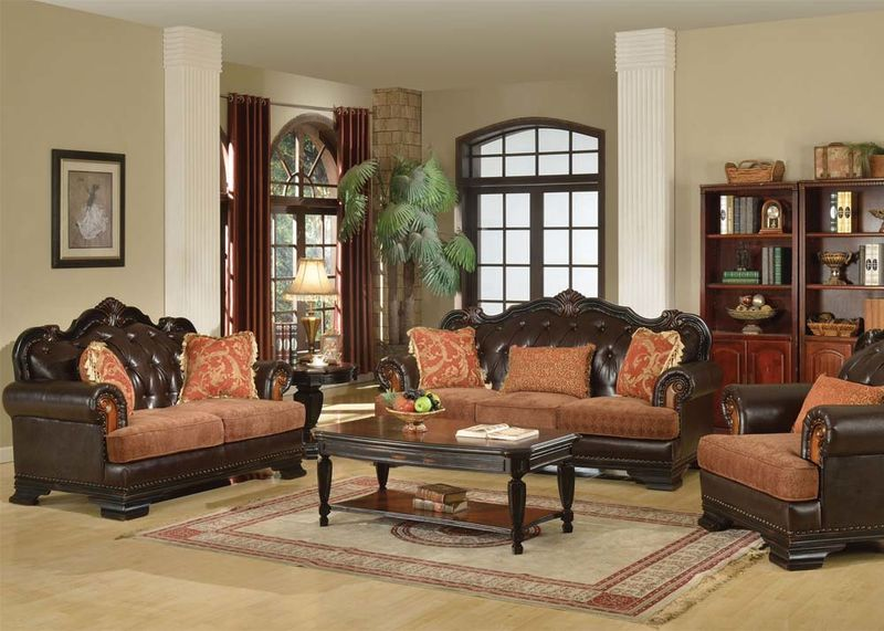 Le Havre Formal Living Room Set
