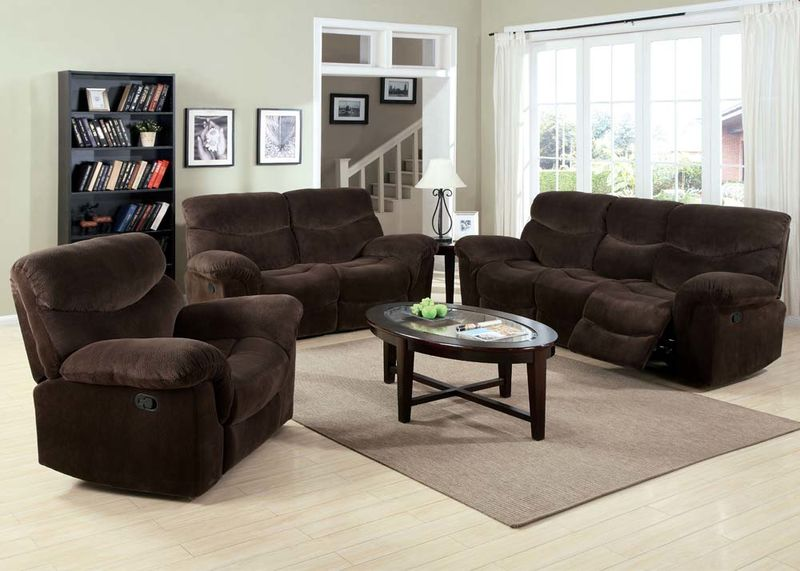 Loakim Reclining Living Room Set