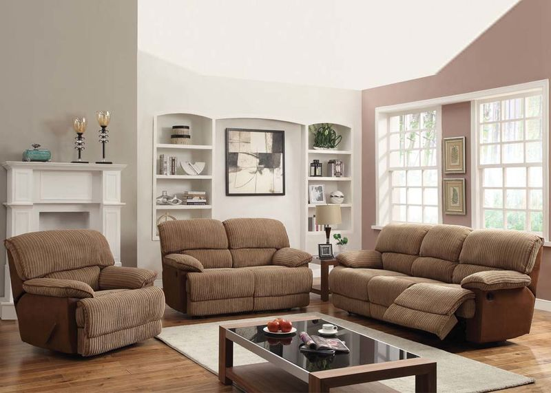 Malvern Reclining Living Room Set