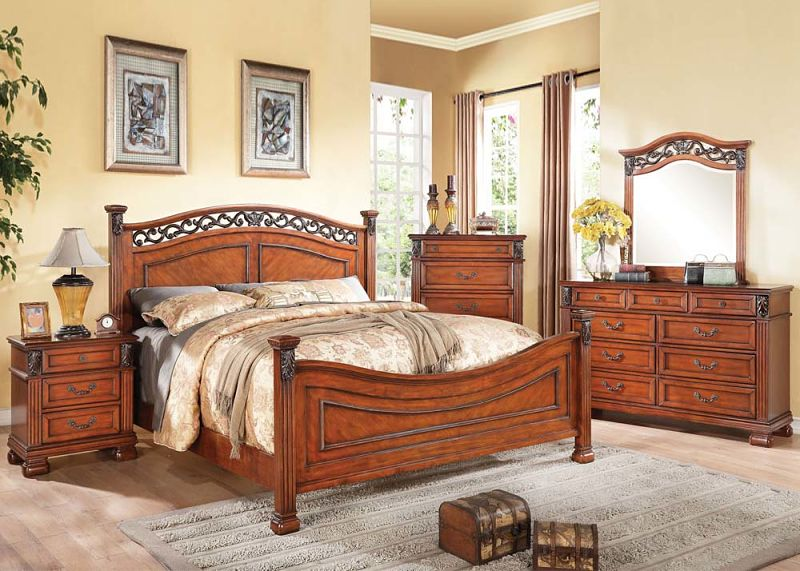Manfred Bedroom Set