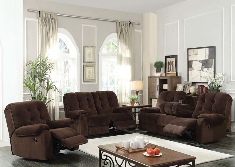 Nailah Reclining Living Room Set