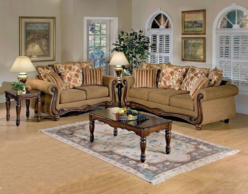 Olysseus Living Room Set