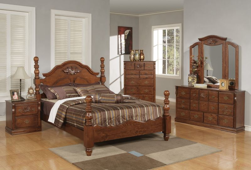 Ponderosa Bedroom Set