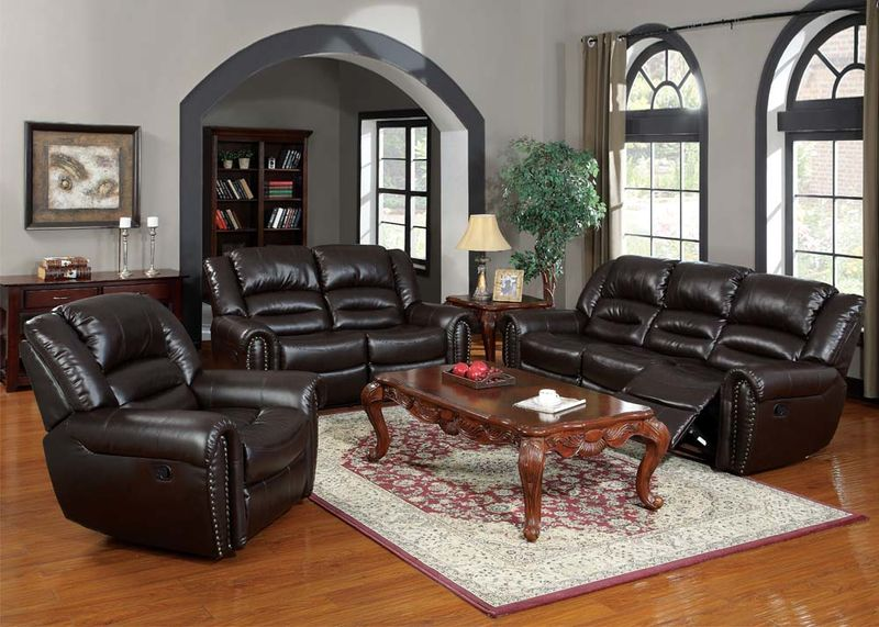 Ralph Reclining Living Room Set
