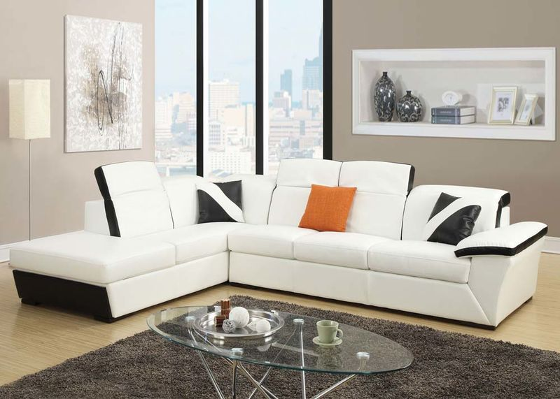 Sienna Two Tone Sectional