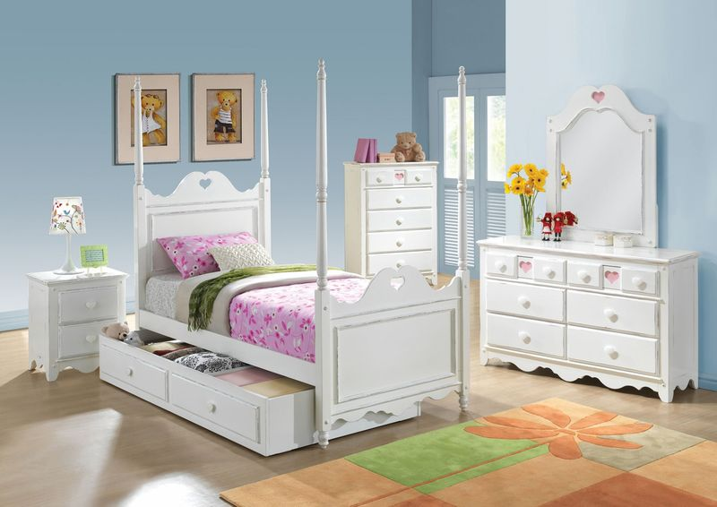 Sweetheart Youth Bedroom Set