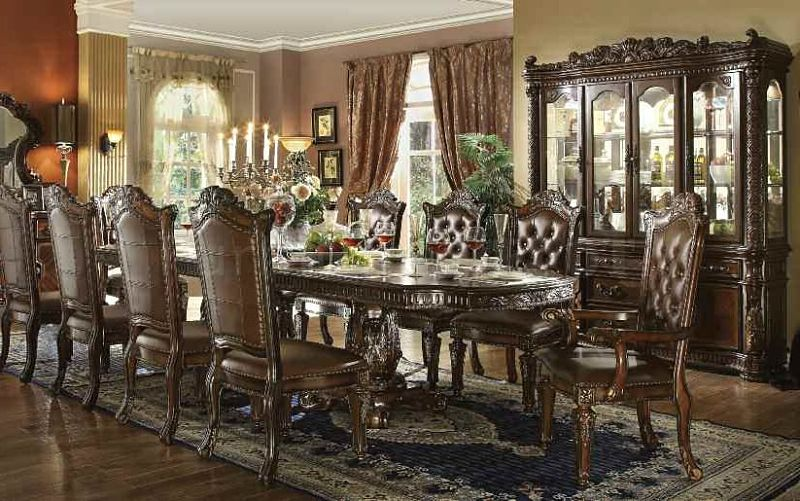 62000 Vendome Formal Dining Room Set In Cherry