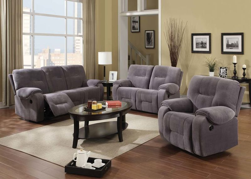 Villa Reclining Living Room Set