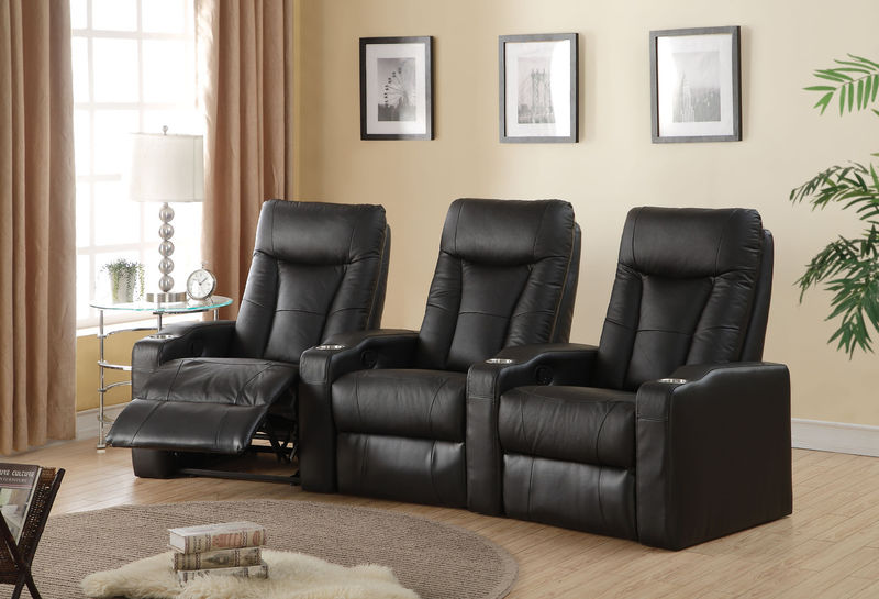 Wigo Leather Home Theater Set
