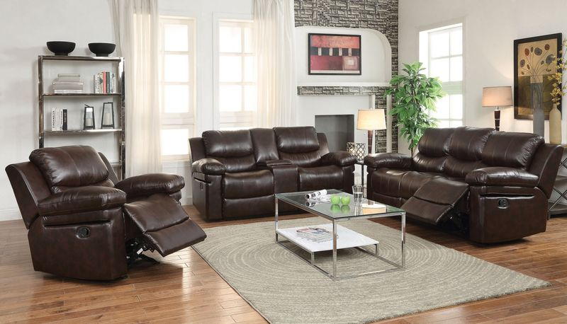 Xenos Reclining Living Room Set