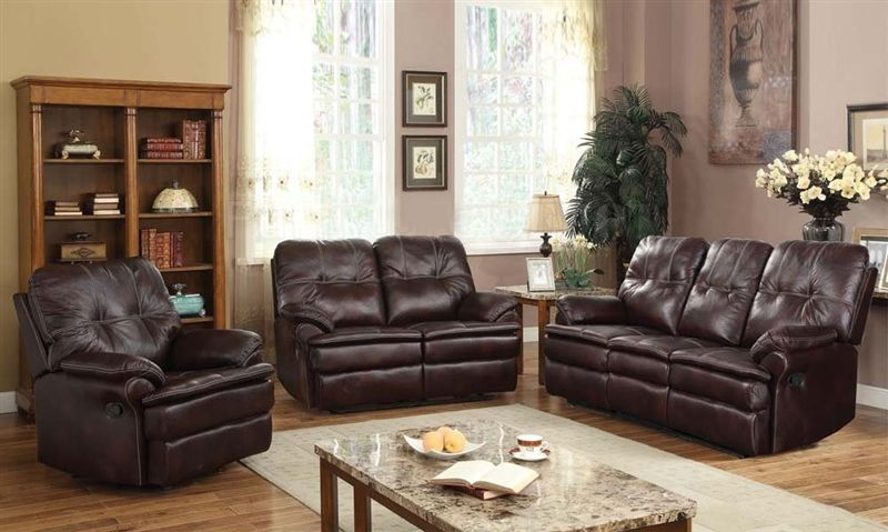 Zamora Reclining Living Room Set