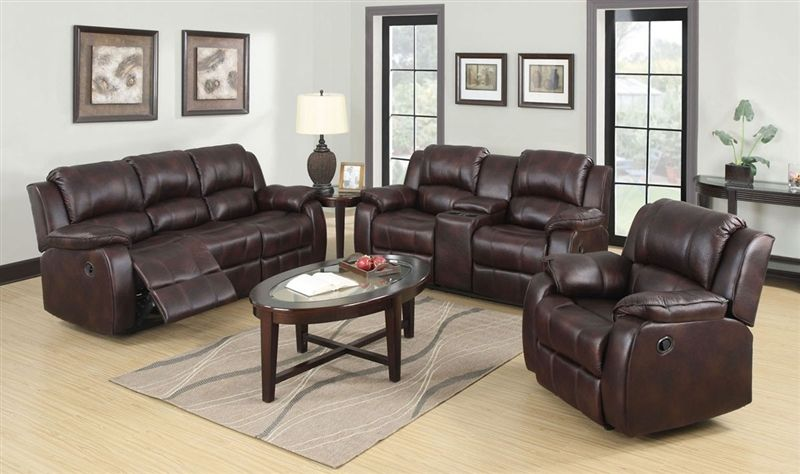 Zanthe Reclining Living Room Set