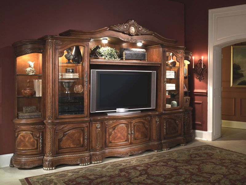 Cortina Entertainment Center