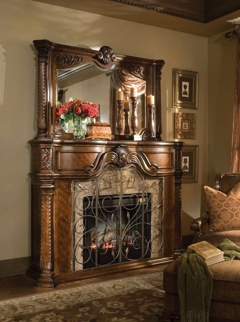 Windsor Court Electric Fireplace
