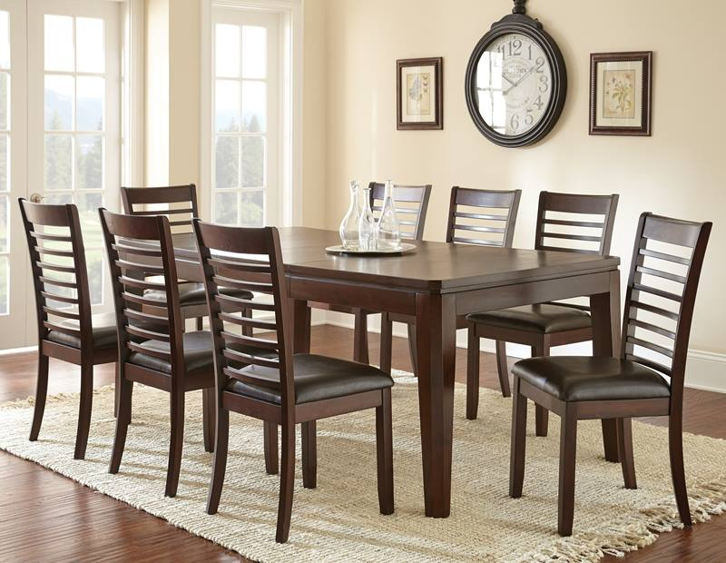 Dallas designer furniture allison dining room set Dining room furniture dallas