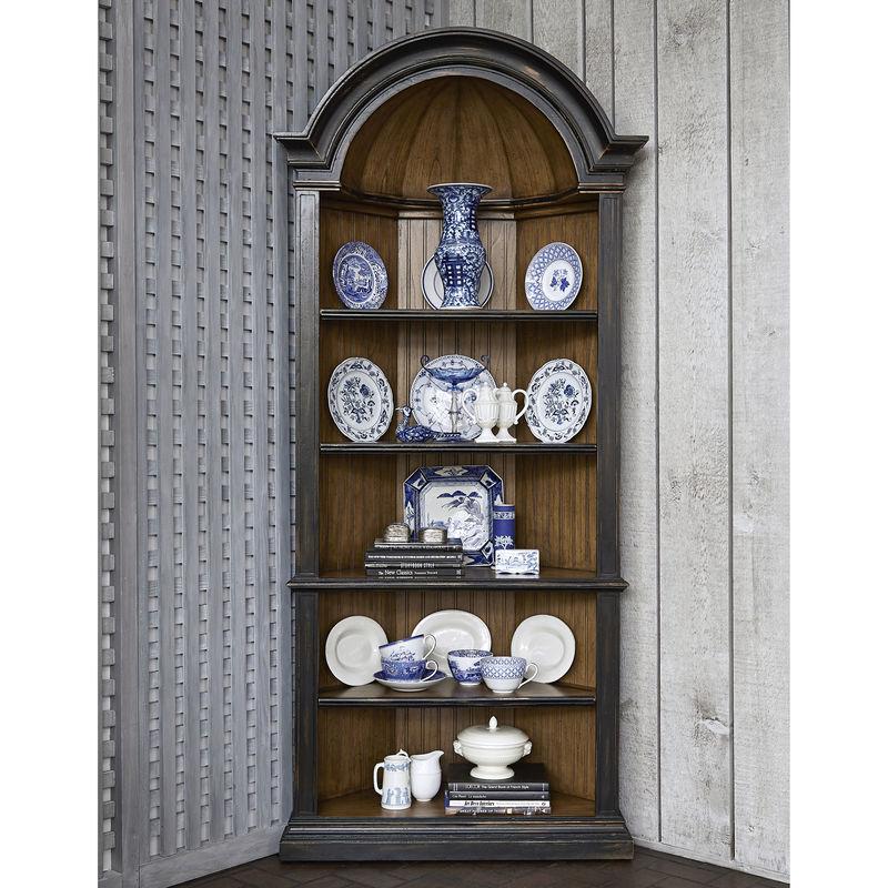 Agatha Corner Cabinet