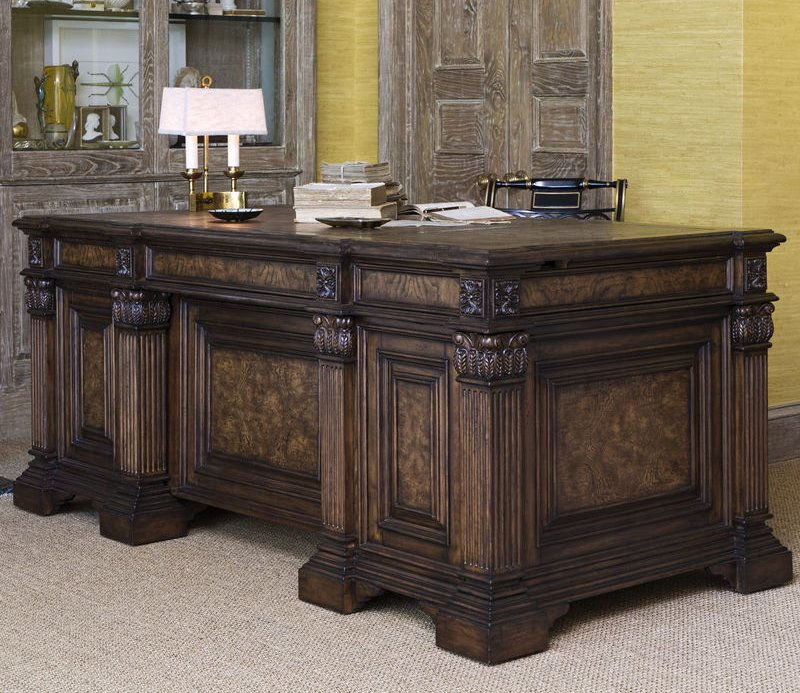 Beauregard Executive Desk