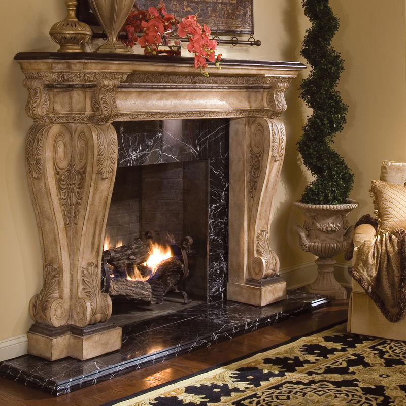 Brookstone Fireplace Surround