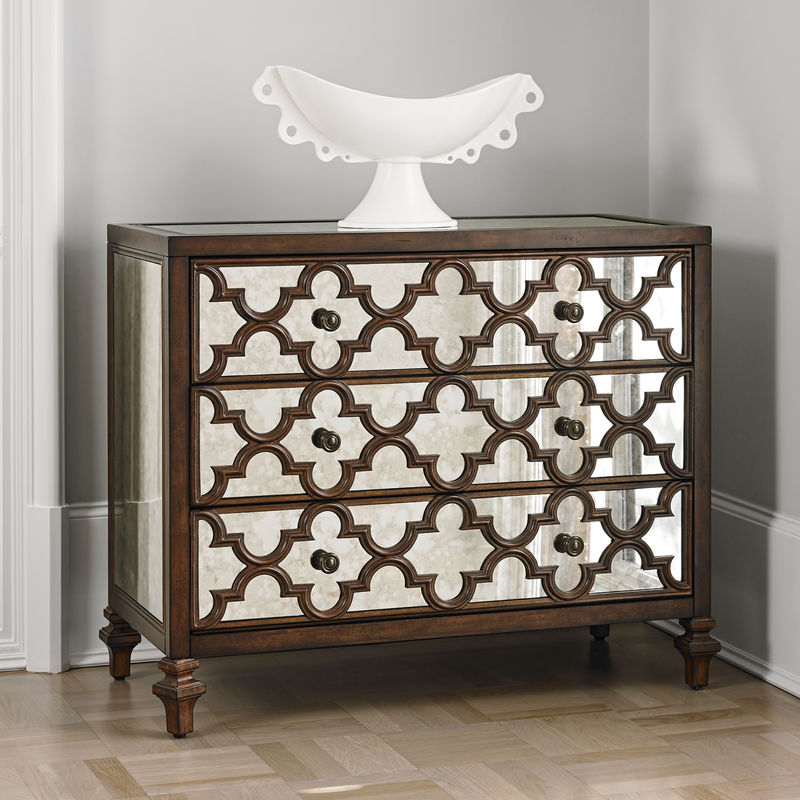Casablanca Mirrored Chest