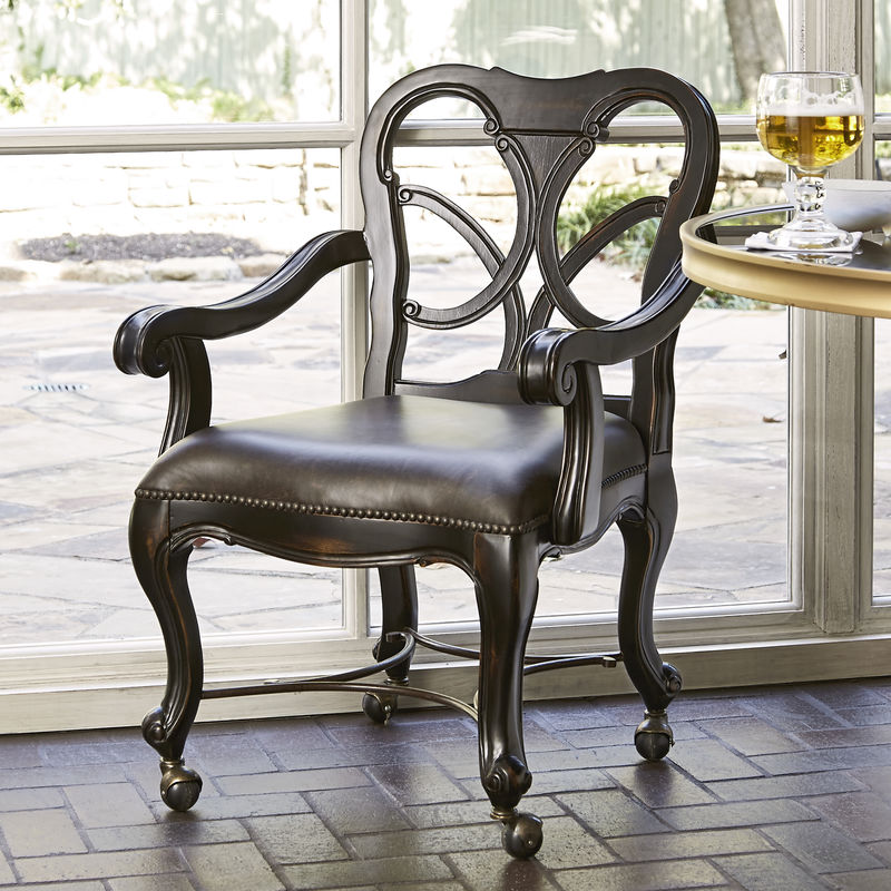 Celeste Chair with Casters