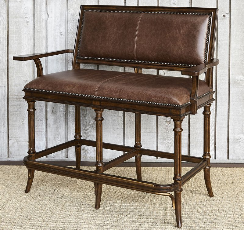 Churchill Bar Height Settee