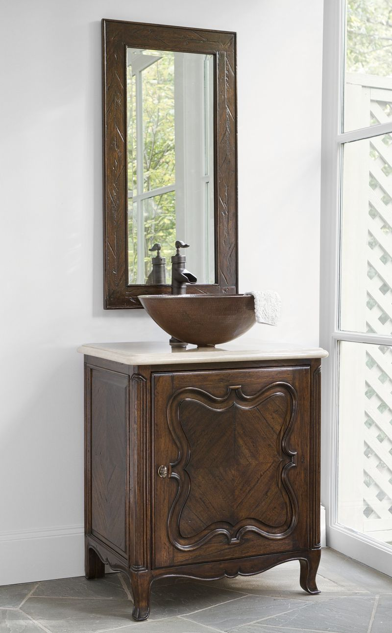 Clover Petite Sink Chest
