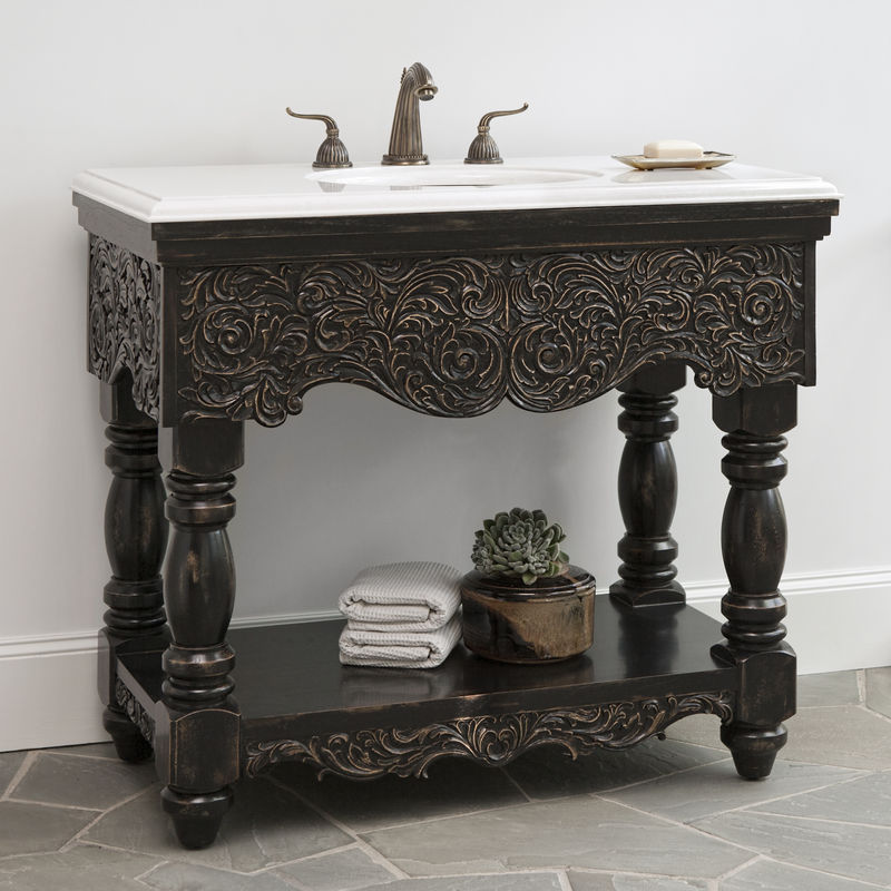 Cortina Sink Chest