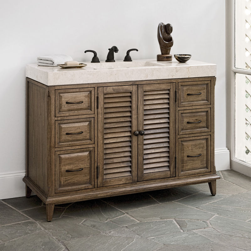 Hampton Road Large Sink Chest