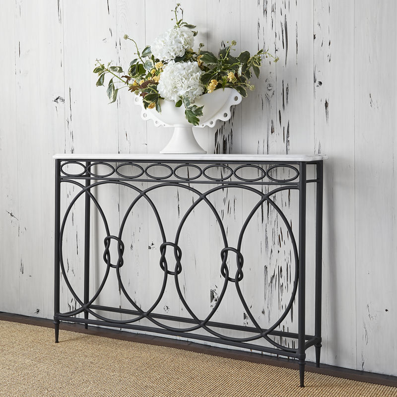 Knotted Console Table