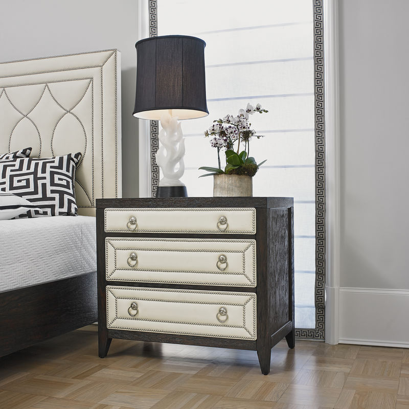 Manhattan Night Stand - 3 Drawers