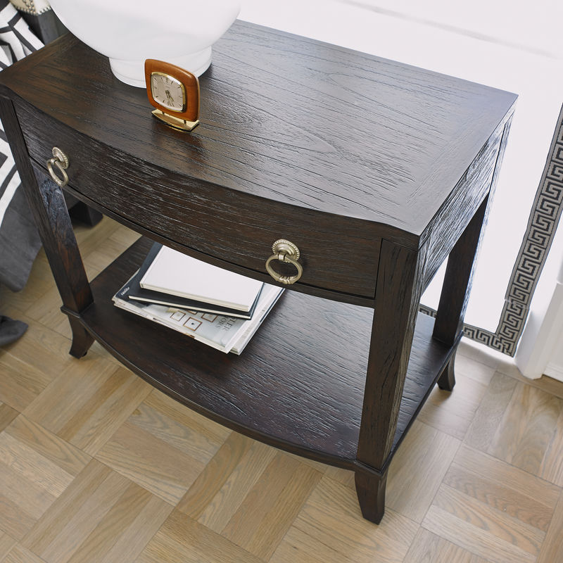 Manhattan Night Stand - One Drawer