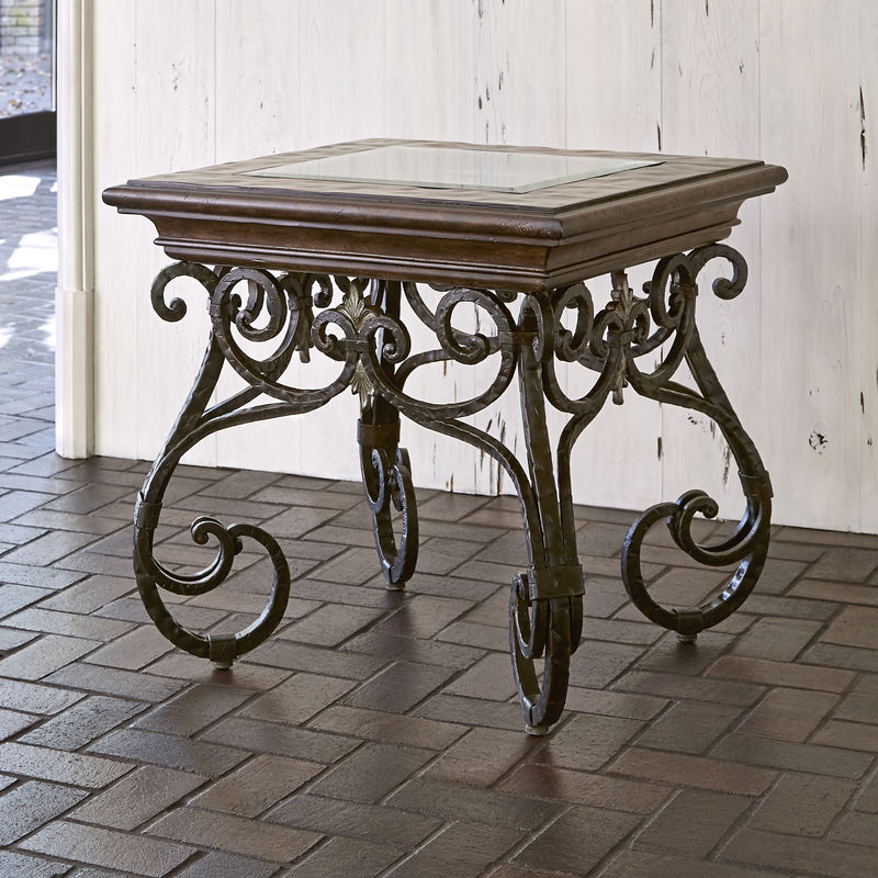 Montego Square End Table