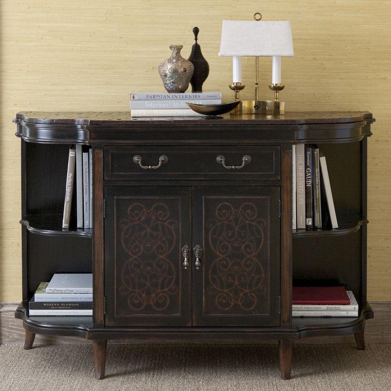 Noire Side Cabinet