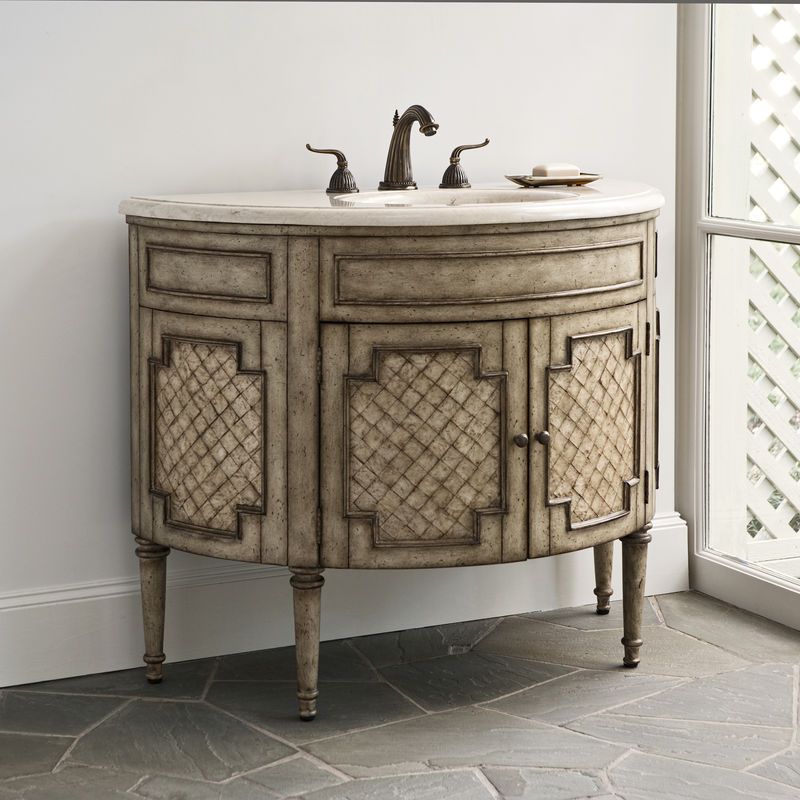 Patrician Large Sink Chest